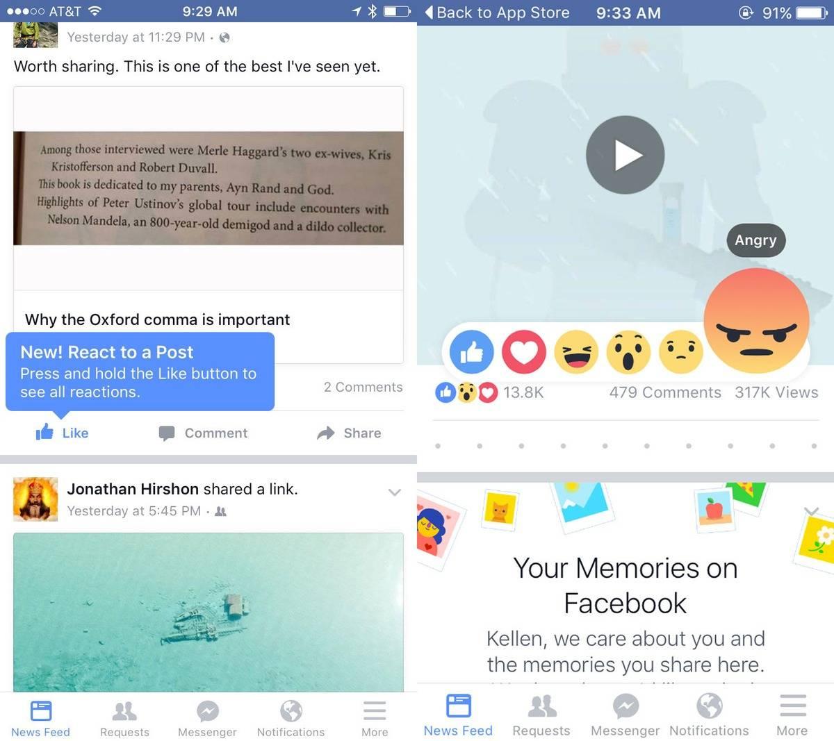 Bạn đã biết cách kích hoạt biểu tượng cảm xúc mới trên facebook - ảnh 2