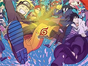 Trải nghiệm Huyền Thoại Naruto trước ngày ra mắt 18/03