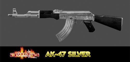 AK - Bạn đồng hành của game thủ Đột Kích đi cùng năm tháng