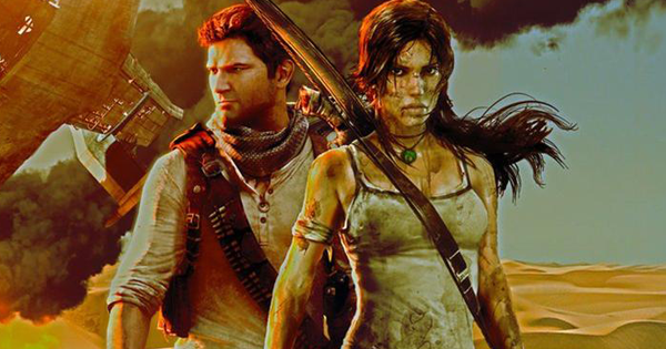 Cuộc đối đầu gay gắt giữa Uncherted 4 và Rise of the Tomb Raider