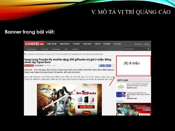 Thông báo chính sách booking quảng cáo mới của Game8 tháng 05/2016 - ảnh 21