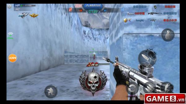 Trải nghiệm game Truy Kích Mobile phiên bản Trung Quốc