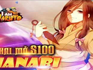 Trải nghiệm cùng I am Naruto đại chiến cụm máy chủ Hanabi
