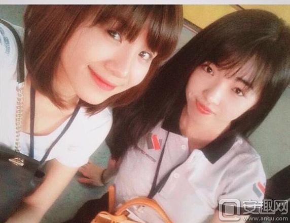 Hình ảnh Lily được hiện trên báo chí Trung Quốc