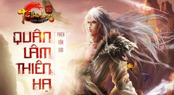 Tân Thiên Long 3D mở event cực khủng mừng server mới