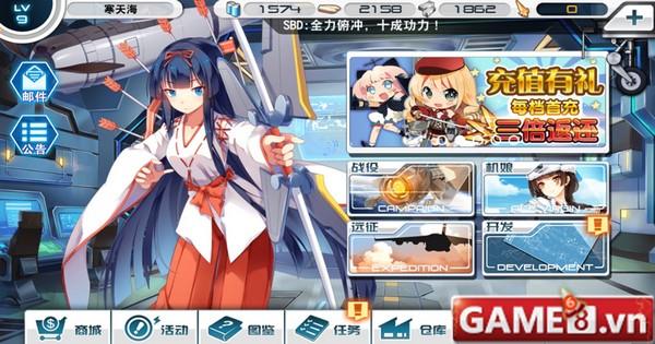 Hoàng Bài Cơ Nương - Game nhập vai chiến đấu hạng nặng đến từ NetEase