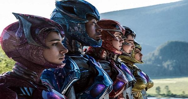 Power Rangers 2017: Lionsgate đã hé lộ tạo hình nhân vật 5 anh em siêu nhân