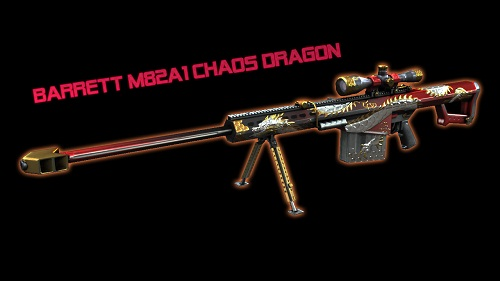 Barrett Chaos Dragon