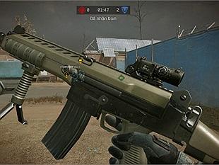 Warface: IMBEL IA2 – Rifleman nghèo thích điều này!