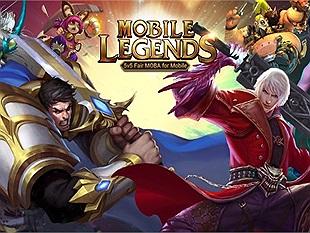 Mobile Legends: Game MOBA trên Mobile pha lẫn DOTA và Liên Minh Huyền Thoại