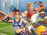Overwatch cập nhật chế độ chơi mới: Khi bóng đá và Overwatch kết hợp !!!