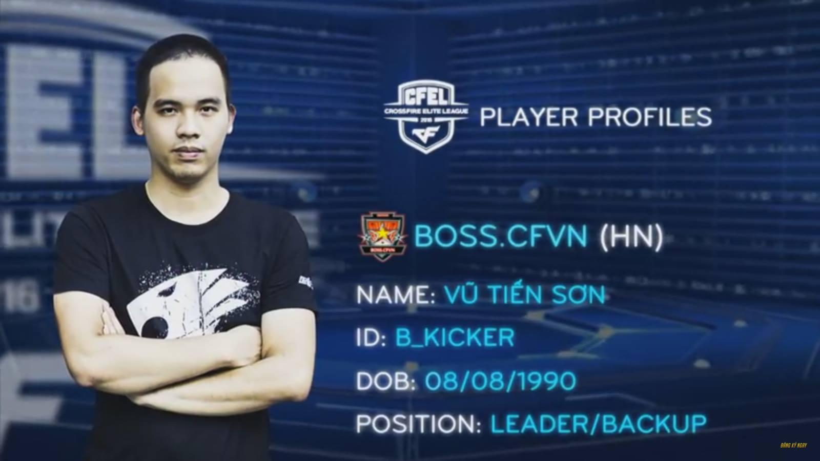 B_Kicker - Boss.CFVN hn