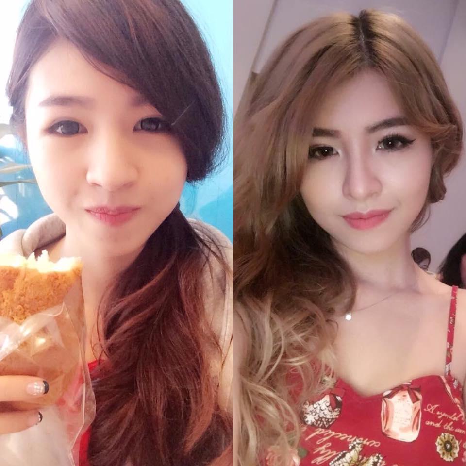 Shin 2 năm trước và hiện tại