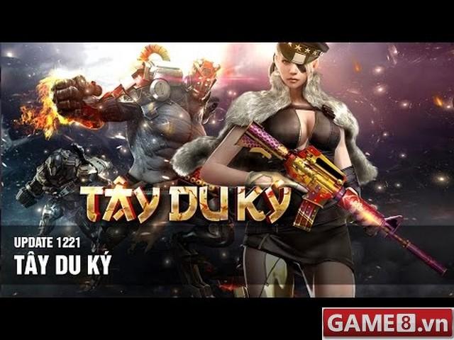 Những game thủ sở hữu kỹ năng thượng thừa trong làng Đột Kích Việt - ảnh 2