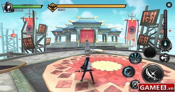 Dị Thứ Nguyên Chiến Cơ game mobile 3D chuẩn đến từ NetEase
