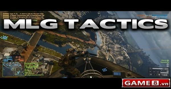 Mỗi tối một clip FPS - Số 18: Những pha xử lý điên rồ trong chiến trường Battlefield 4