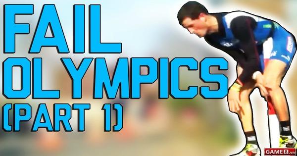 Mỗi tối một clip hài - Số 3: Những tình huống hài hước của các Vận Động Viên thể thao