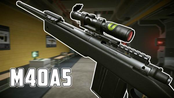 Mỗi tối một clip FPS - Số 19 : Những tình huống max troll max lầy của M40A5 Warface.
