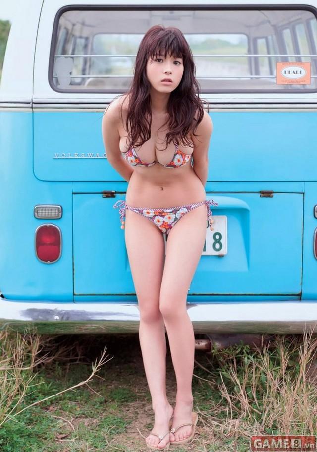 Ngất ngây trước vẻ đẹp của Nữ siêu nhân tại Nhật Bản - ảnh 16