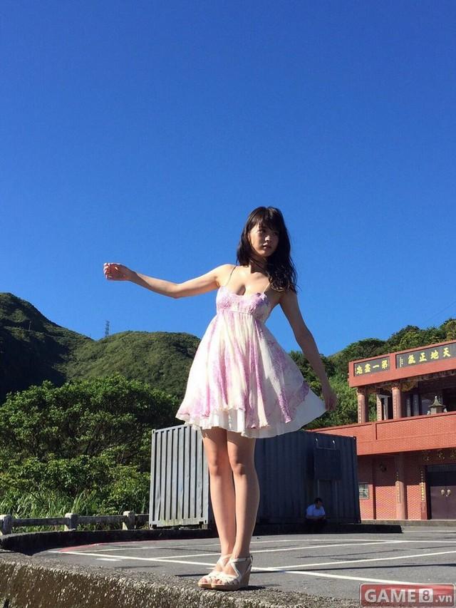 Ngất ngây trước vẻ đẹp của Nữ siêu nhân tại Nhật Bản - ảnh 20