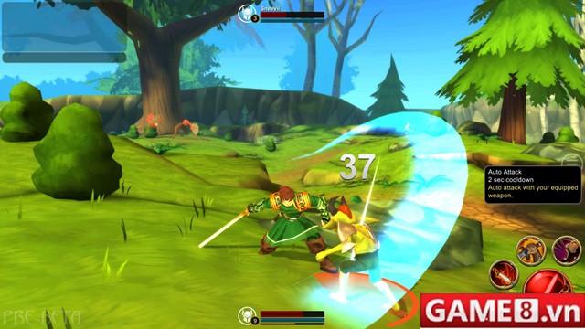 AdventureQuest 3D - Game nhập vai đa nền tảng chính thức Open Beta ngày hôm nay - ảnh 3