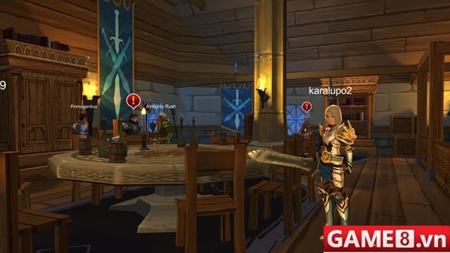 AdventureQuest 3D - Game nhập vai đa nền tảng chính thức Open Beta ngày hôm nay - ảnh 2