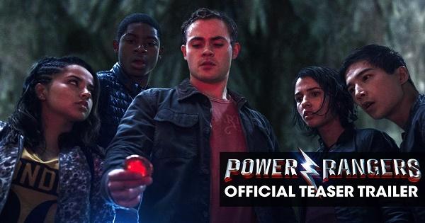 Power Rangers 2017: Bất ngờ tung trailer đẹp không kém phim siêu anh hùng Marvel
