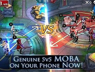 Mobile Legends: Âm thầm leo lên top 5 bảng xếp hạng ứng dụng miễn phí trên Google Play