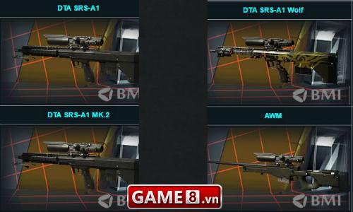 Xuất Kích: Đánh giá nhanh lớp nhân vật Sniper Hawkeye - ảnh 2