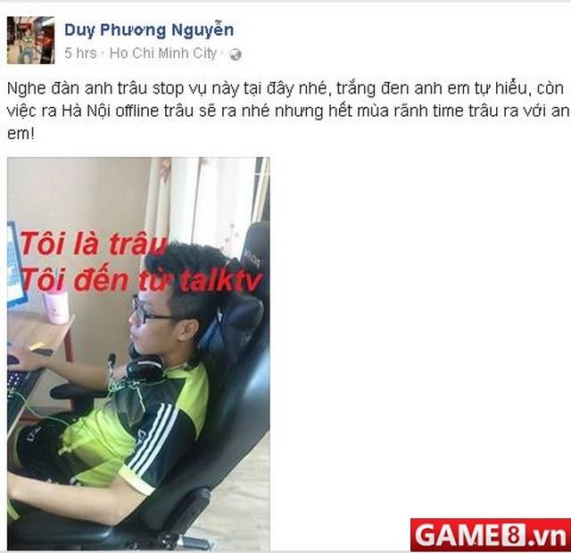 LMHT: Bất ngờ KingOfWar tiếp tục bị report mất Facebook, liệu rằng Garena có đứng đằng sau? - ảnh 3