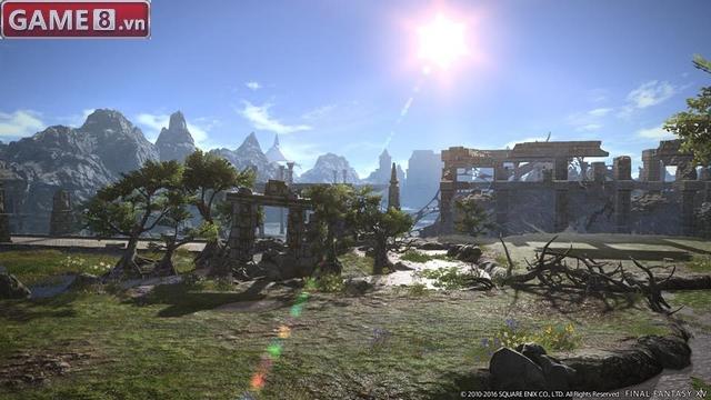 Sốc với màn nhá hàng bằng hot trailer của Final Fantasy 14 cho sự ra mắt vào mùa hè 2017 - ảnh 2