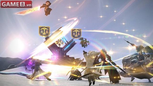 Sốc với màn nhá hàng bằng hot trailer của Final Fantasy 14 cho sự ra mắt vào mùa hè 2017 - ảnh 4