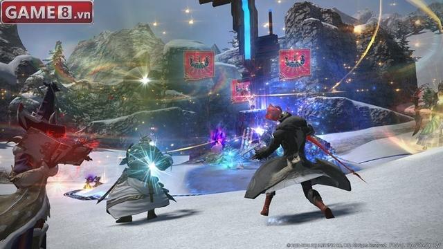 Sốc với màn nhá hàng bằng hot trailer của Final Fantasy 14 cho sự ra mắt vào mùa hè 2017 - ảnh 5