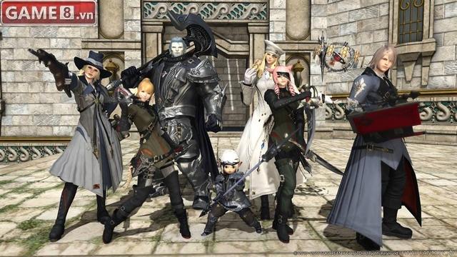 Sốc với màn nhá hàng bằng hot trailer của Final Fantasy 14 cho sự ra mắt vào mùa hè 2017 - ảnh 7