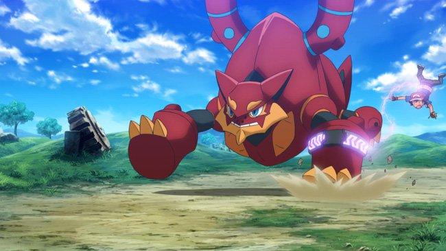 Pokémon huyền thoại Magiana sẽ góp mặt trong 'Pokémon The Movie XY&Z' - ảnh 2