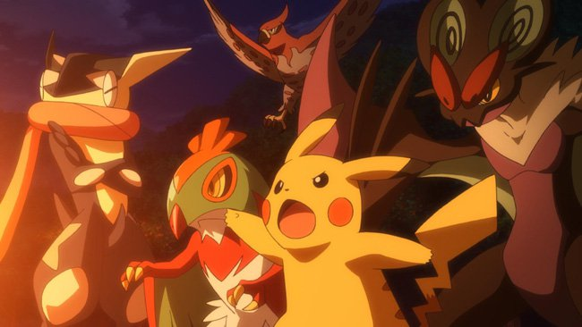 Pokémon huyền thoại Magiana sẽ góp mặt trong 'Pokémon The Movie XY&Z' - ảnh 4