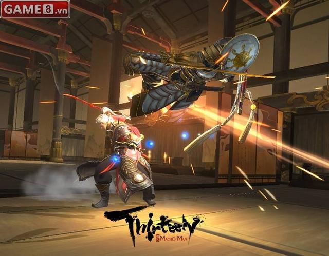 Trailer Thirteen Souls cho thấy game đối kháng chẳng bao giờ giảm sức hấp dẫn - ảnh 1