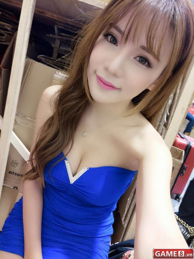 Bỏng mắt với Hứa Duệ Du, cô người mẫu game cực xinh đẹp, gợi cảm - ảnh 17