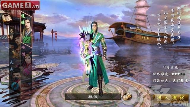 Thiên Long Bát Bộ Mobile của Tencent Games chậm ngày thử nghiệm vì quá nhiều lỗi - ảnh 3