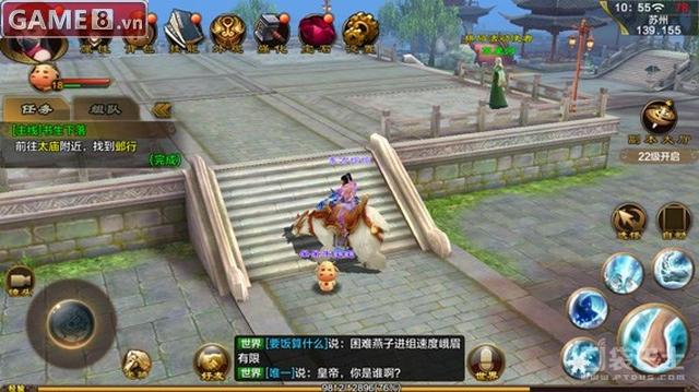 Thiên Long Bát Bộ Mobile của Tencent Games chậm ngày thử nghiệm vì quá nhiều lỗi - ảnh 4