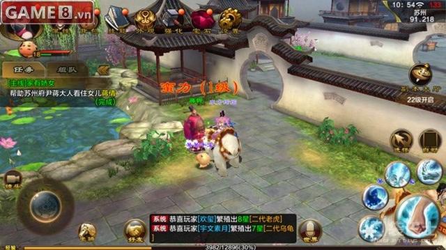 Thiên Long Bát Bộ Mobile của Tencent Games chậm ngày thử nghiệm vì quá nhiều lỗi - ảnh 5