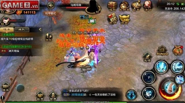 Thiên Long Bát Bộ Mobile của Tencent Games chậm ngày thử nghiệm vì quá nhiều lỗi - ảnh 6