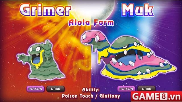 Pokemon Sun & Moon tiếp tục giới thiệu hàng loạt Pokémon mới cực mạnh - ảnh 7