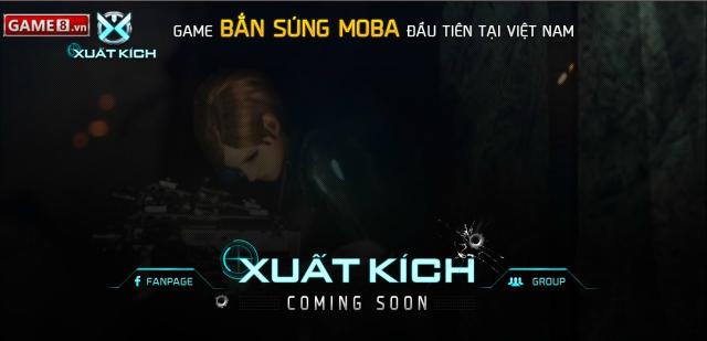 Xuất Kích công bố trang chủ chính thức, ngày ra mắt game đang đến rất gần - ảnh 3