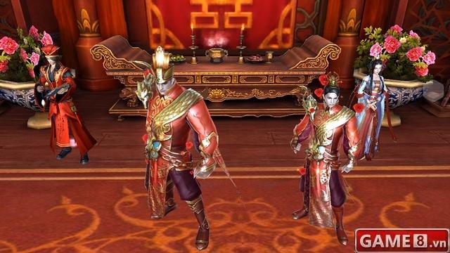 Ỷ Thiên 3D: Tính năng kết hôn đồng giới đưa game thủ đến gần nhau hơn - ảnh 2