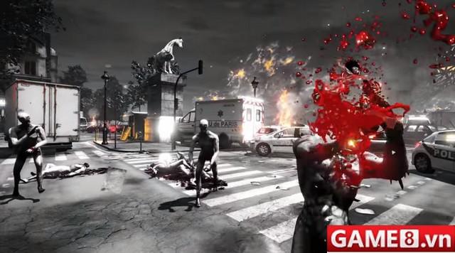 [Halloween series] Cận cảnh trải nghiệm Killing Floor 2 trên PS4 Pro xem là phê nhìn lê mê - ảnh 1