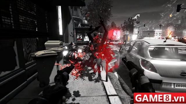[Halloween series] Cận cảnh trải nghiệm Killing Floor 2 trên PS4 Pro xem là phê nhìn lê mê - ảnh 3