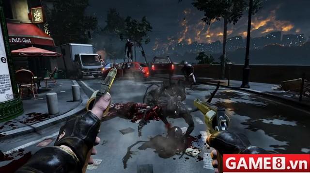 [Halloween series] Cận cảnh trải nghiệm Killing Floor 2 trên PS4 Pro xem là phê nhìn lê mê - ảnh 4