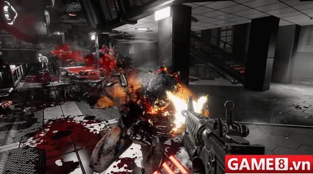 [Halloween series] Cận cảnh trải nghiệm Killing Floor 2 trên PS4 Pro xem là phê nhìn lê mê - ảnh 5