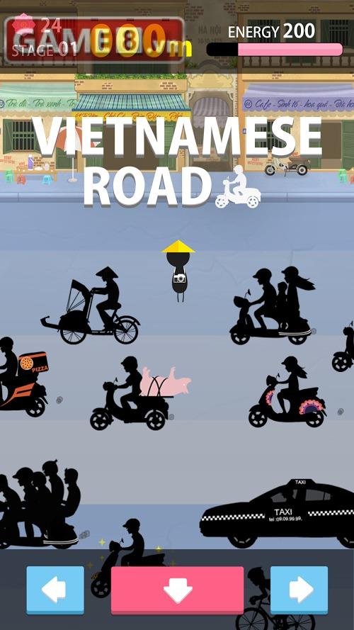 Vietnamese Road, tựa game mobile được Facebook tài trợ tới 1 tỉ đồng - ảnh 1